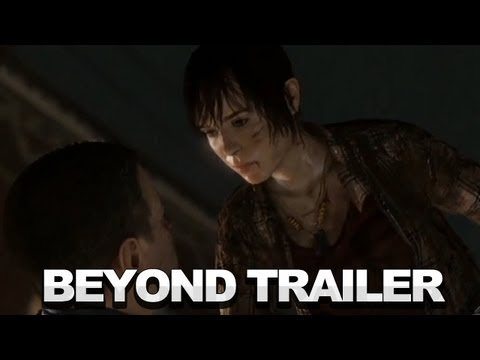 Дата выхода Beyond: Two Souls. Трейлер